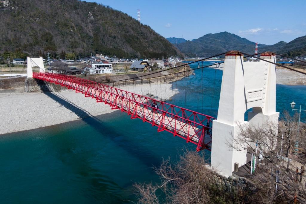 美濃橋 全景
